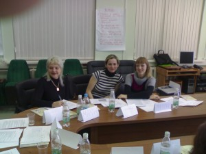 Тренинг: Обучение рабочих. Инновационный подход. Самара. 2010