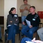 Деловые переговоры. Тренинг. Фото