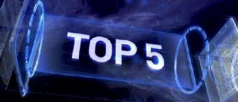 Топ-5. Пять лучших тренингов 2010 года!
