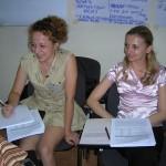 Строим систему обучения персонала. Фотографии с тренинга