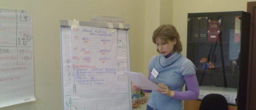 Состоялся открытый тренинг «Обучение рабочих. Инновационный подход»