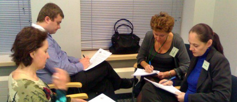 Успешные деловые переговоры. Второй этап обучения руководителей РСХБ.