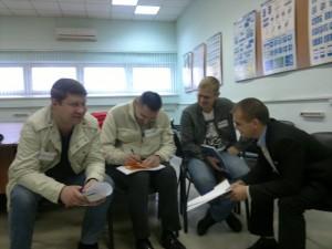 Водитель для VIP - корпоративные тренинги для АльянсТрансАтом