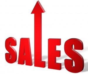 Увеличение продаж