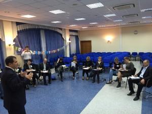 Тренинг в Новосибирске