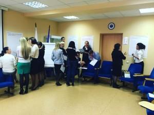 Тренинг в Екатеринбурге
