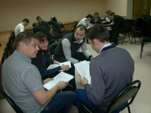 Тренинг Эффективное руководство в Воронеже-3
