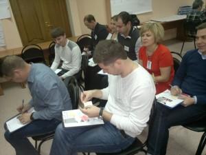 Тренинг в Воронеже- 12