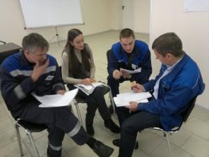 Тренинг внутренних тренеров-3