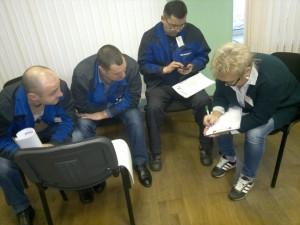 Тренинг для АО Омскшина-3