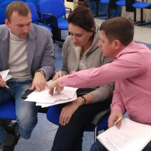 Тренинг для руководителей в Новосибирске