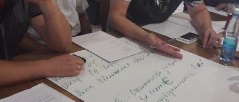 Управление проектами. Тренинг в Новороссийске