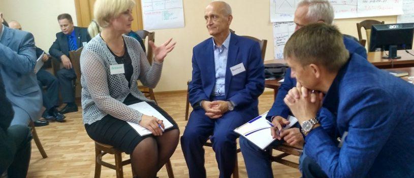 Принятие решения в управлении — тренинг во Владивостоке