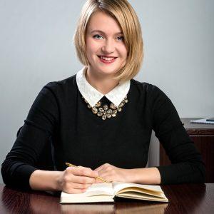 Екатерина Нечай. Бизнес-тренер