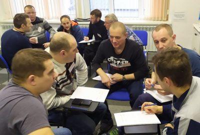 Тренинги по клиентскому сервису. 12.03.2020